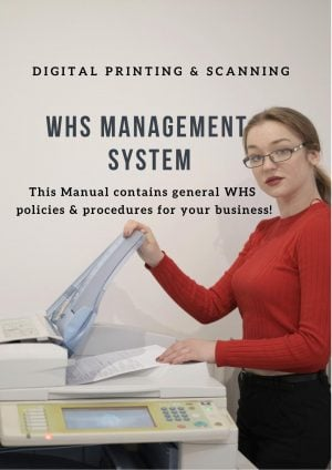 Digital Printing & Scanning: WHS Management System