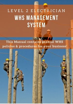 Level 2 Electrician: WHS Management System