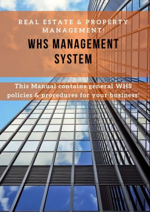Real Estate & Property Management: WHS Management System