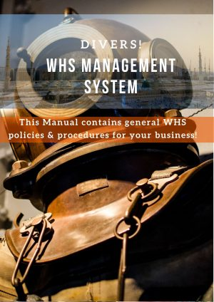 Divers: WHS Management System