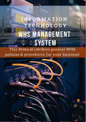 Information Technology:  WHS Management System