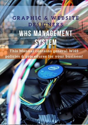 Graphic & Website Designers: WHS Management System