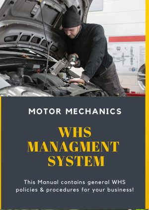 Motor Mechanic: WHS Management System