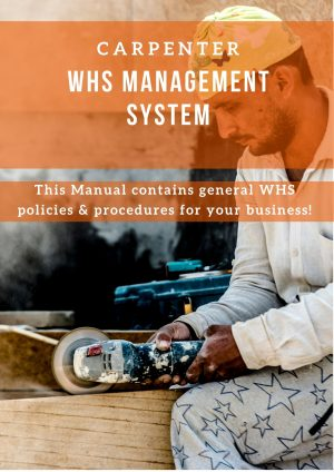 Carpenter: WHS Management System