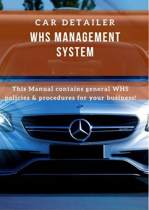 Car Detailer: WHS Management System
