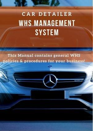 Car Detailer: WHS Management System