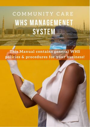 Community Care: WHS Management System