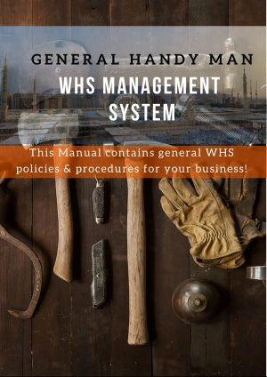 General Handy Man: WHS Management System