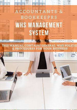 Accountants & Bookkeepers: WHS Management System