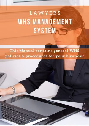 Lawyers: WHS Management System