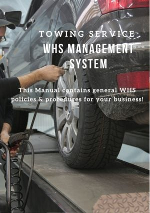 Towing Service: WHS Management System