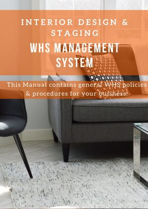 Interior Design & Staging: WHS Management System