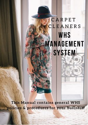Carpet Cleaners: WHS Management System