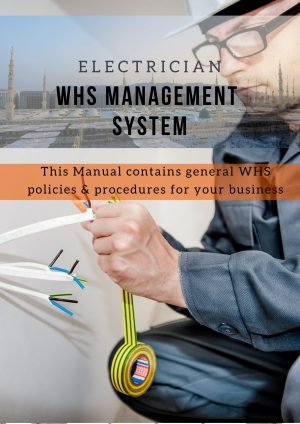 Electrician: WHS Management System
