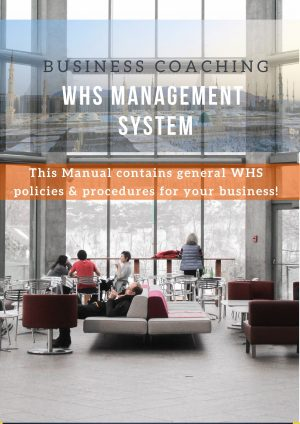 Business Coaching: WHS Management System