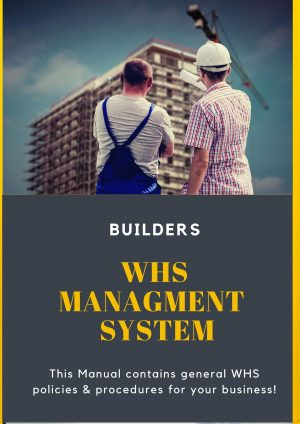 Builders: WHS Management System