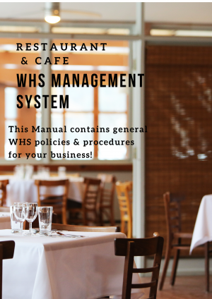 Restaurants & Cafes: WHS Management System
