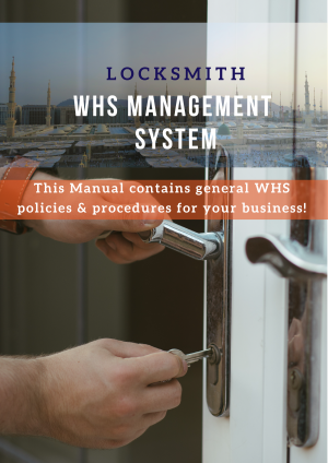 Locksmith: WHS Management System