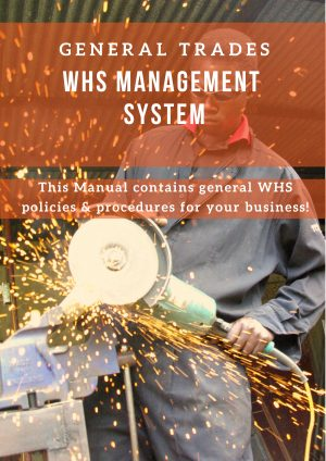 General Trades: WHS Management System